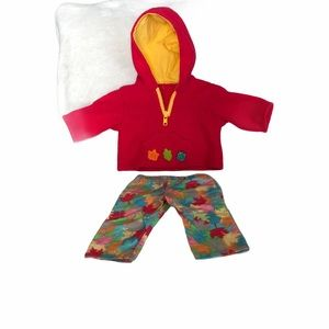 AG doll Bitty Baby 2 pieces of  Fall Leaf set